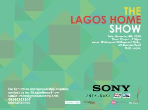Lagos Home Show Brochure 1