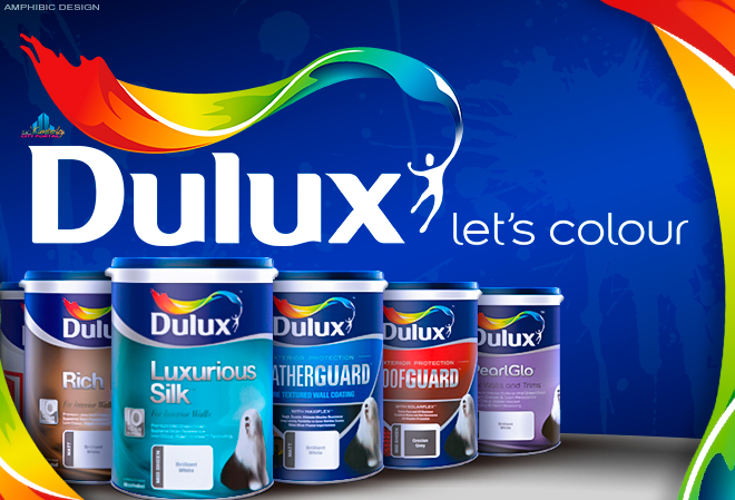 Dulux Paint Factory